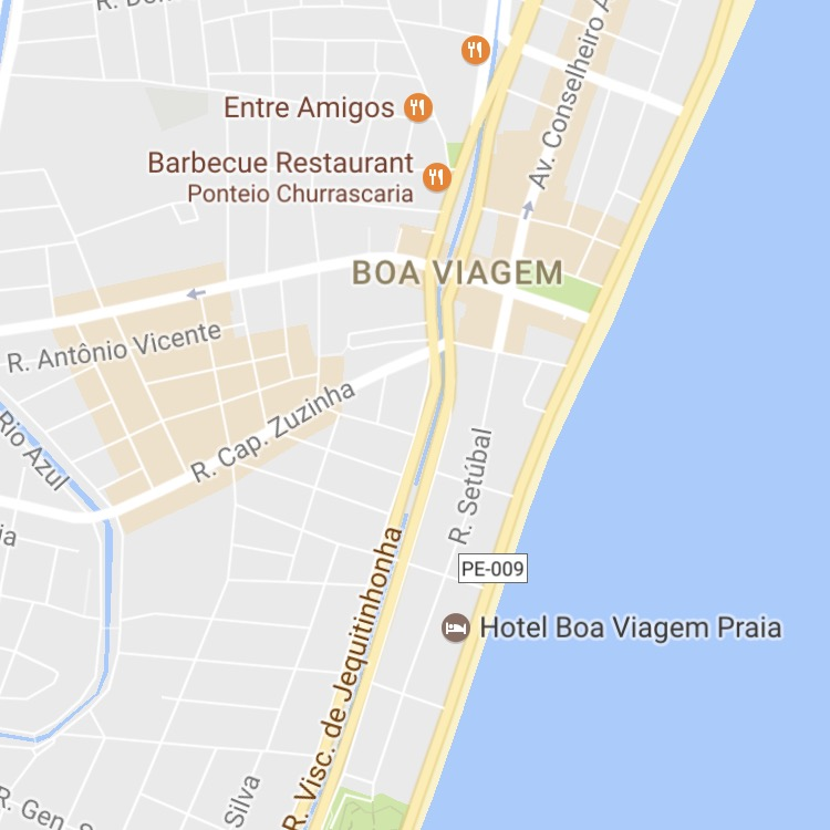 Courtsey of Google Maps