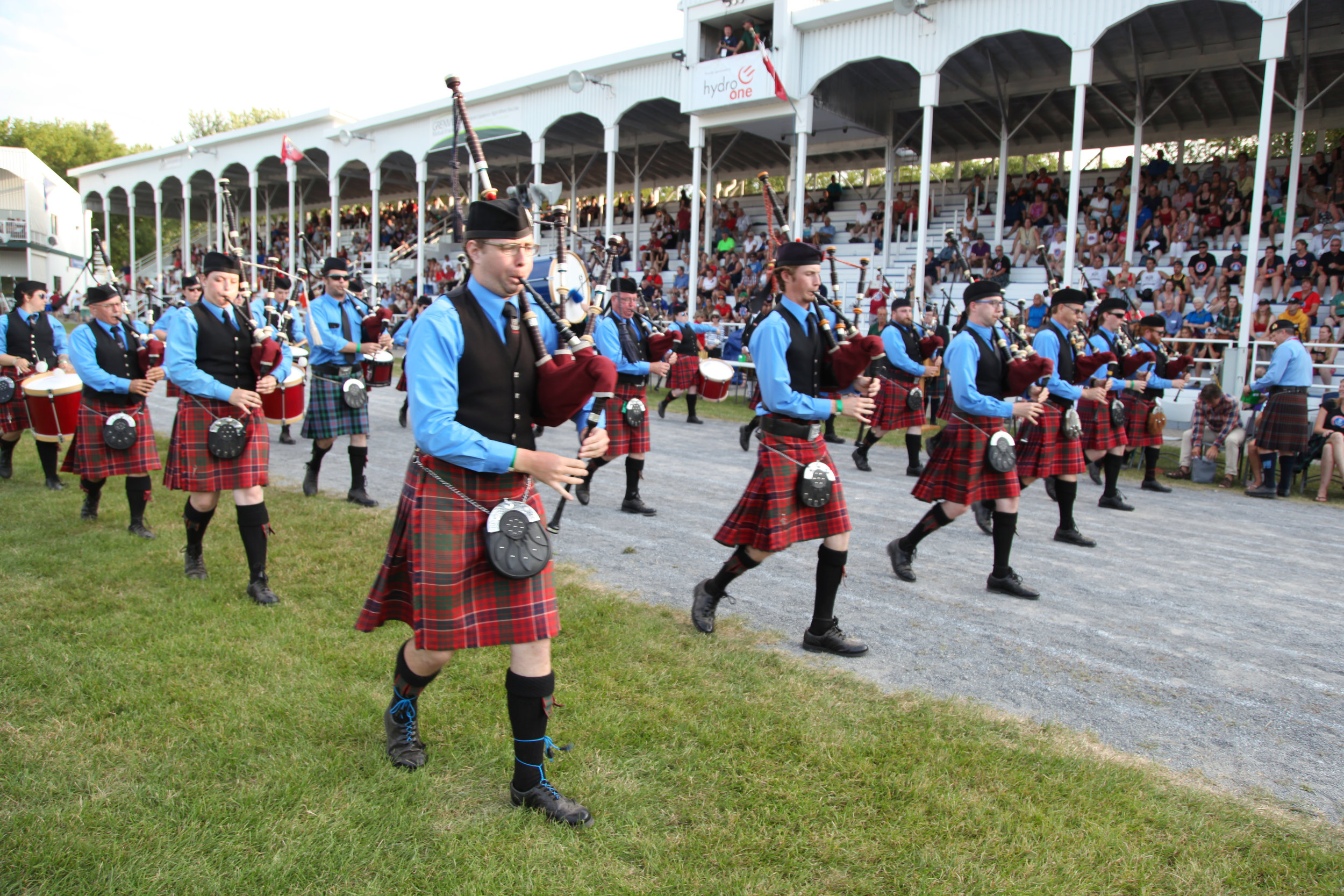 Guelph Pipe Band