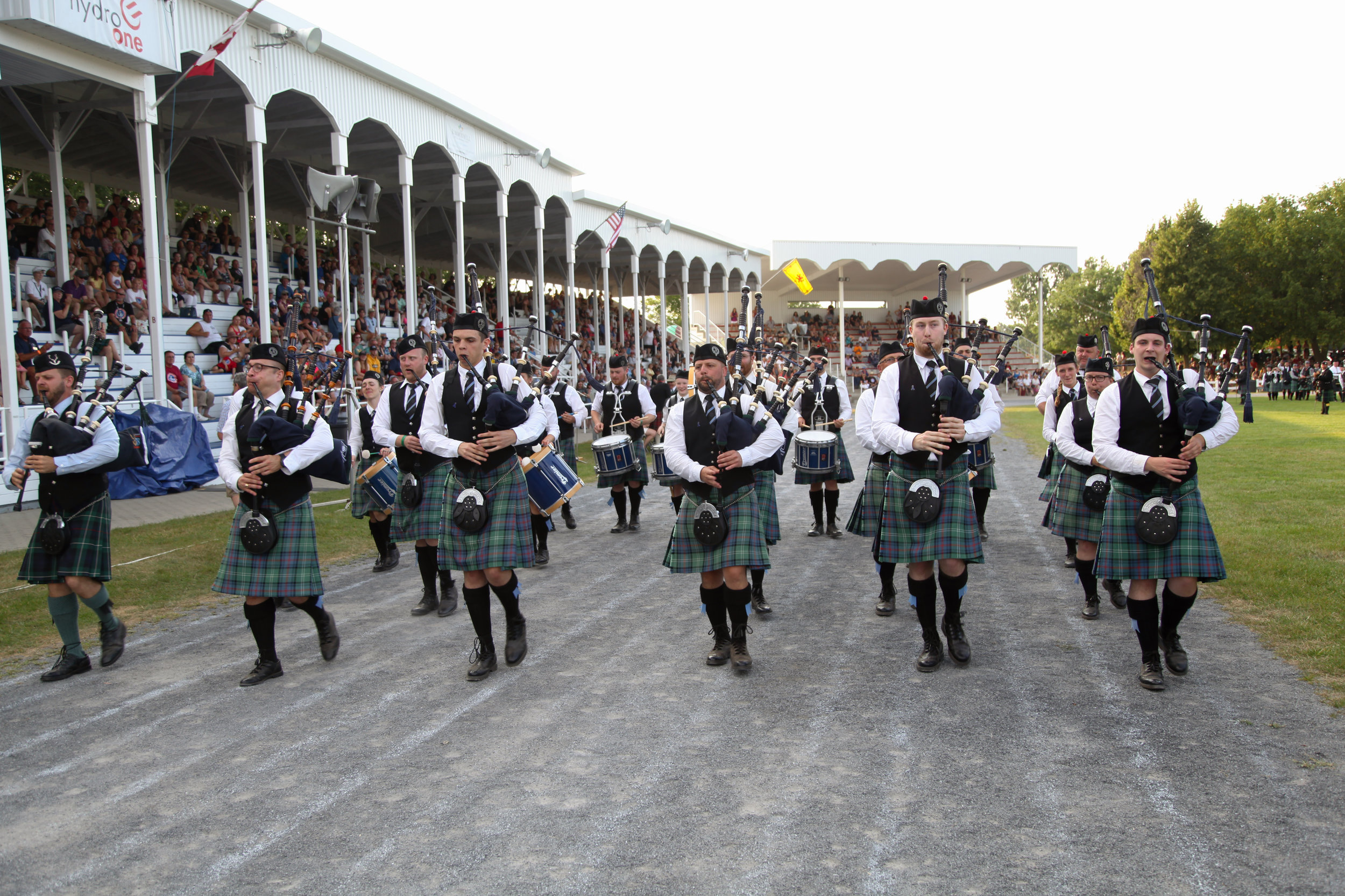 Dartmouth & District Pipe Band