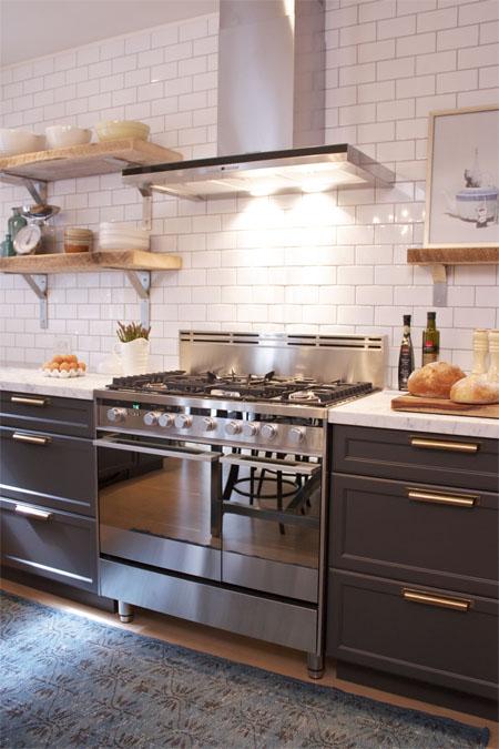 Modern-Brass-Kitchen
