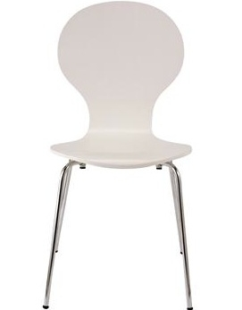 ksp maui bent wood dining chair j