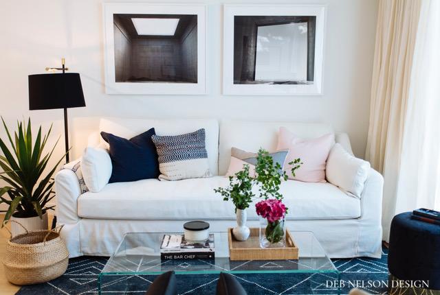 Deb Nelson Design One Bedroom Apartment