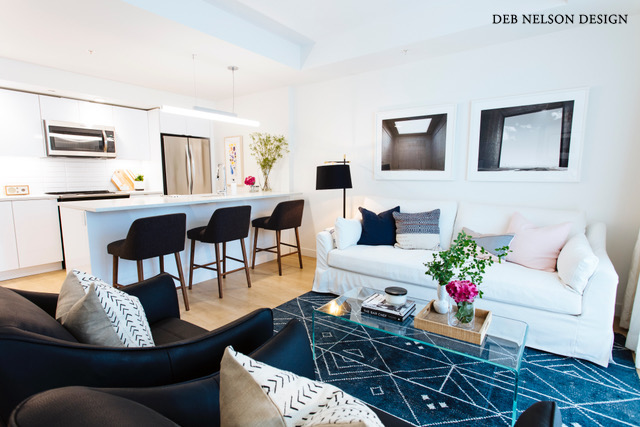 Deb Nelson Design The Alexander One Bedroom Apartment