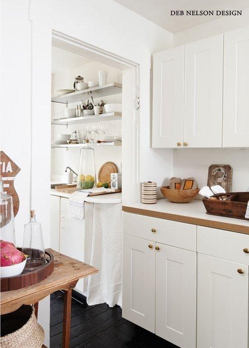 Deb Nelson Design Small Space Kitchen