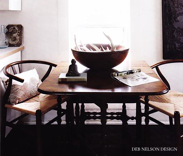 Deb Nelson Design Small Space