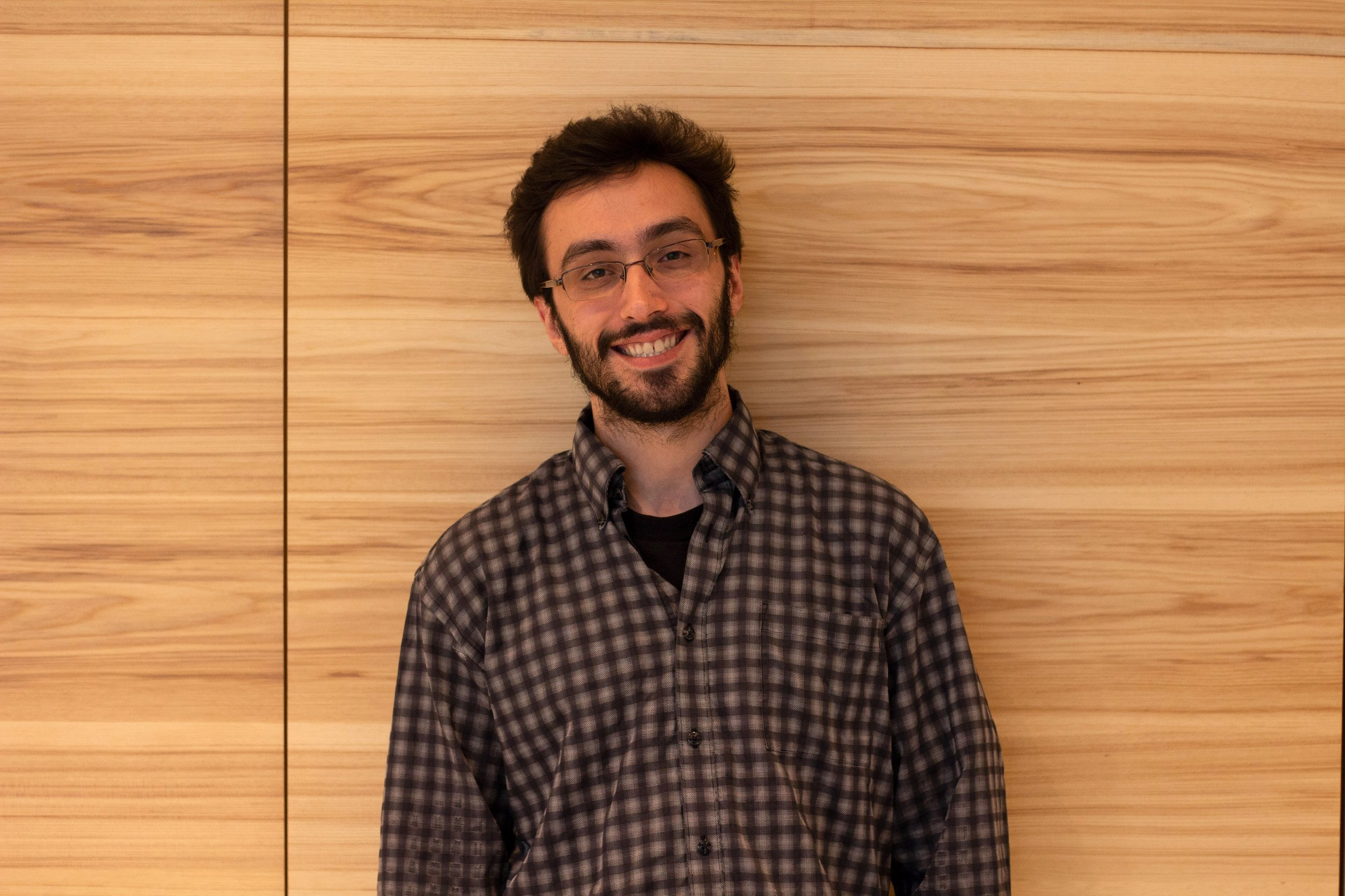 Francis Fregeau - Director of Research