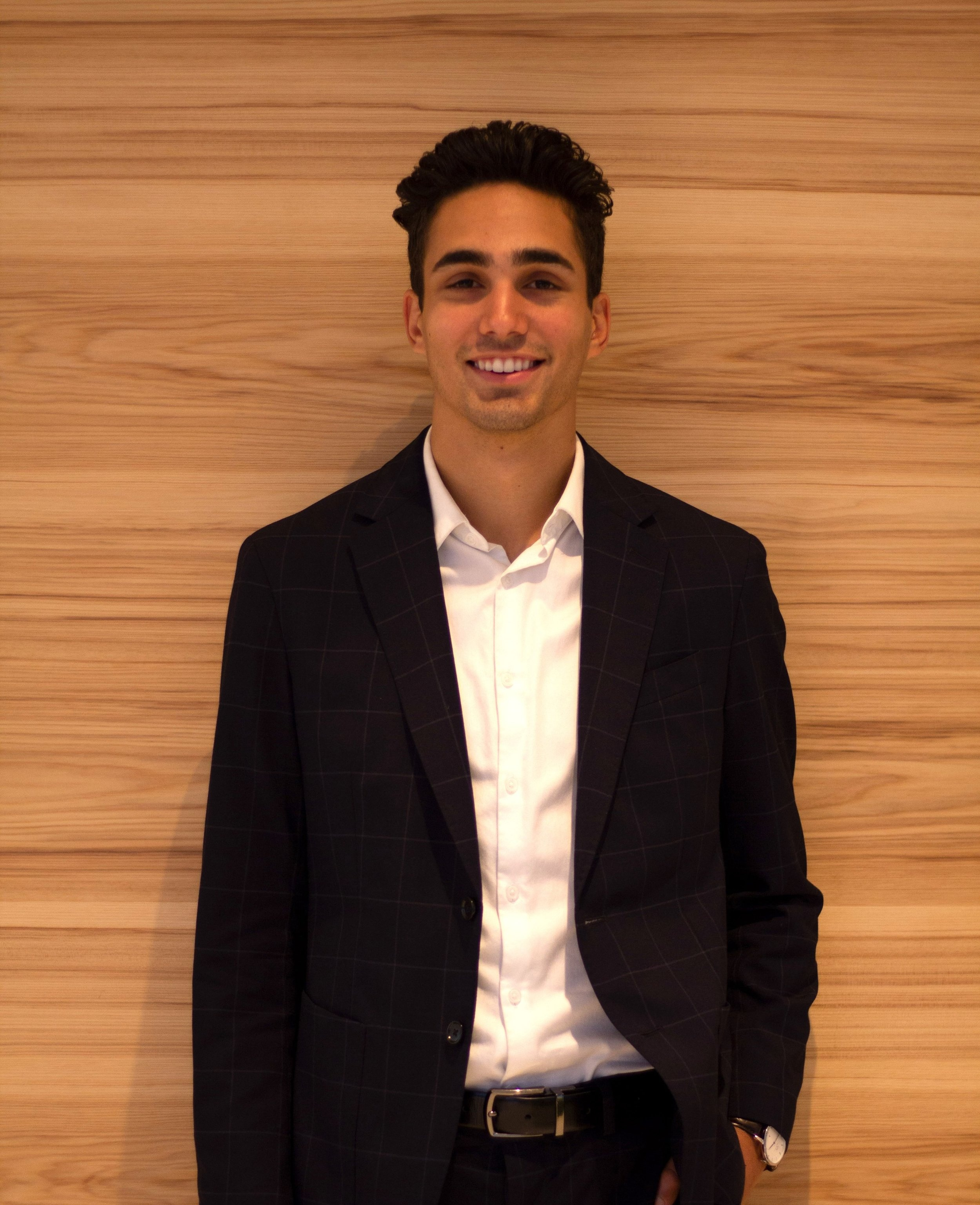 Marc André Blouin- Marketing Director