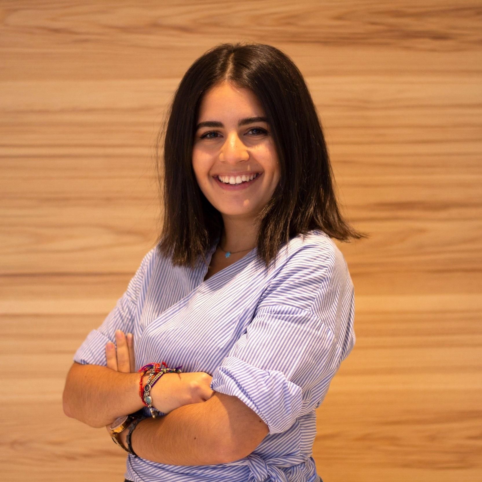 Sophie Albo - VP Marketing