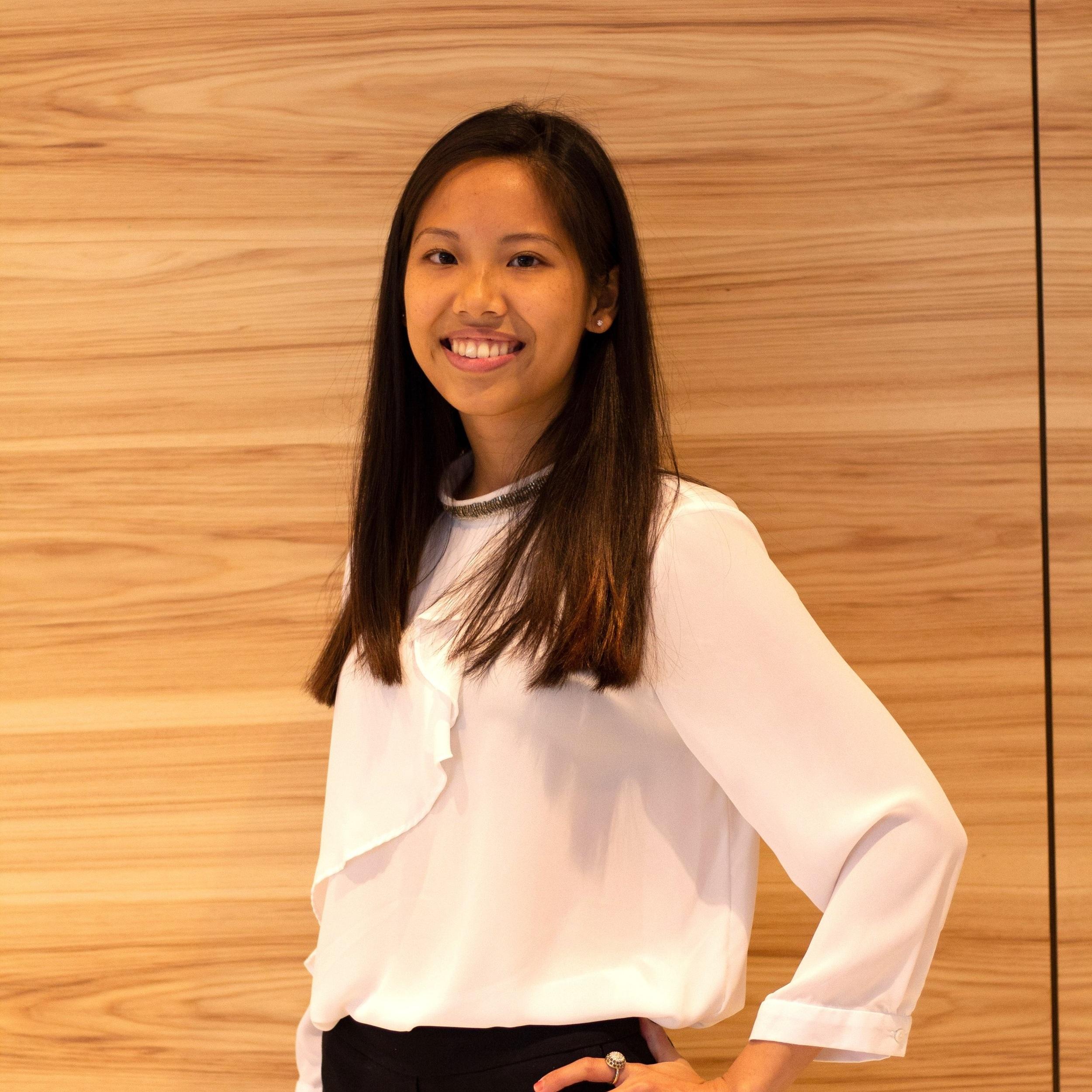Morgan Yeh - VP Finance