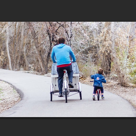 BLACK FRIDAY SALE! 15% OFF SALE GOES LIVE @ 12:01 AM FRIDAY. **** Over the river and through the woods...on a trioBike we go!🎶 Pedal groceries and kids, Without out any skids, Through rain, sleet, or snow!🎶 🎶🎶🎶🎶🎶🎶 🎶🎶🎶🎶🎶🎶🎶 ...another year has gone by, Get fit and have fun After the pudding's done, And go burn off some pumpkin pie!  #bikevecino
