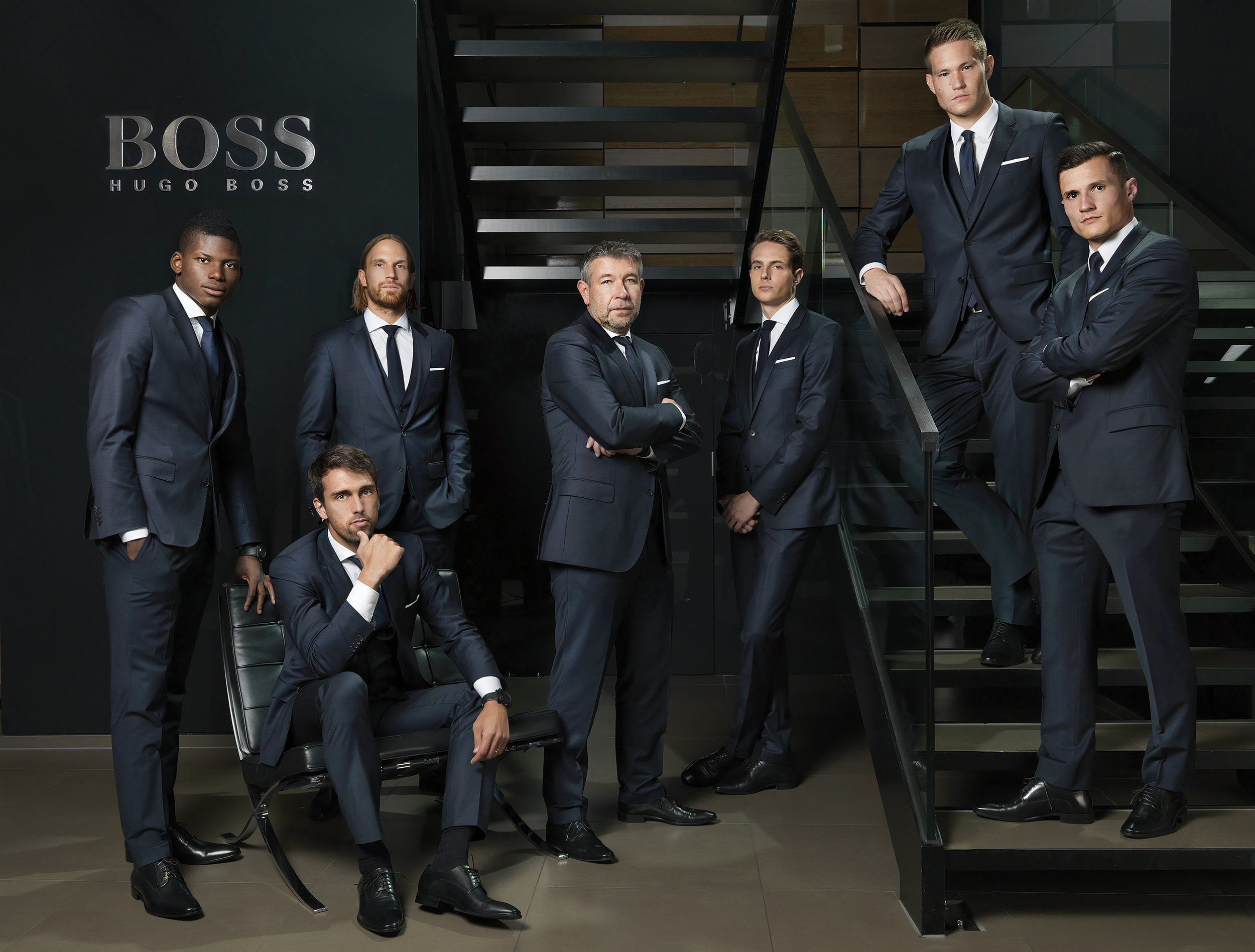 hugo boss  view more