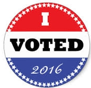 We Voted...Did You?