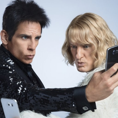 Our goofy spirit animals - Image from Zoolander Movie Twitter page.