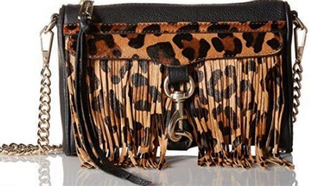 Rebecca Minkoff Leopard Bag
