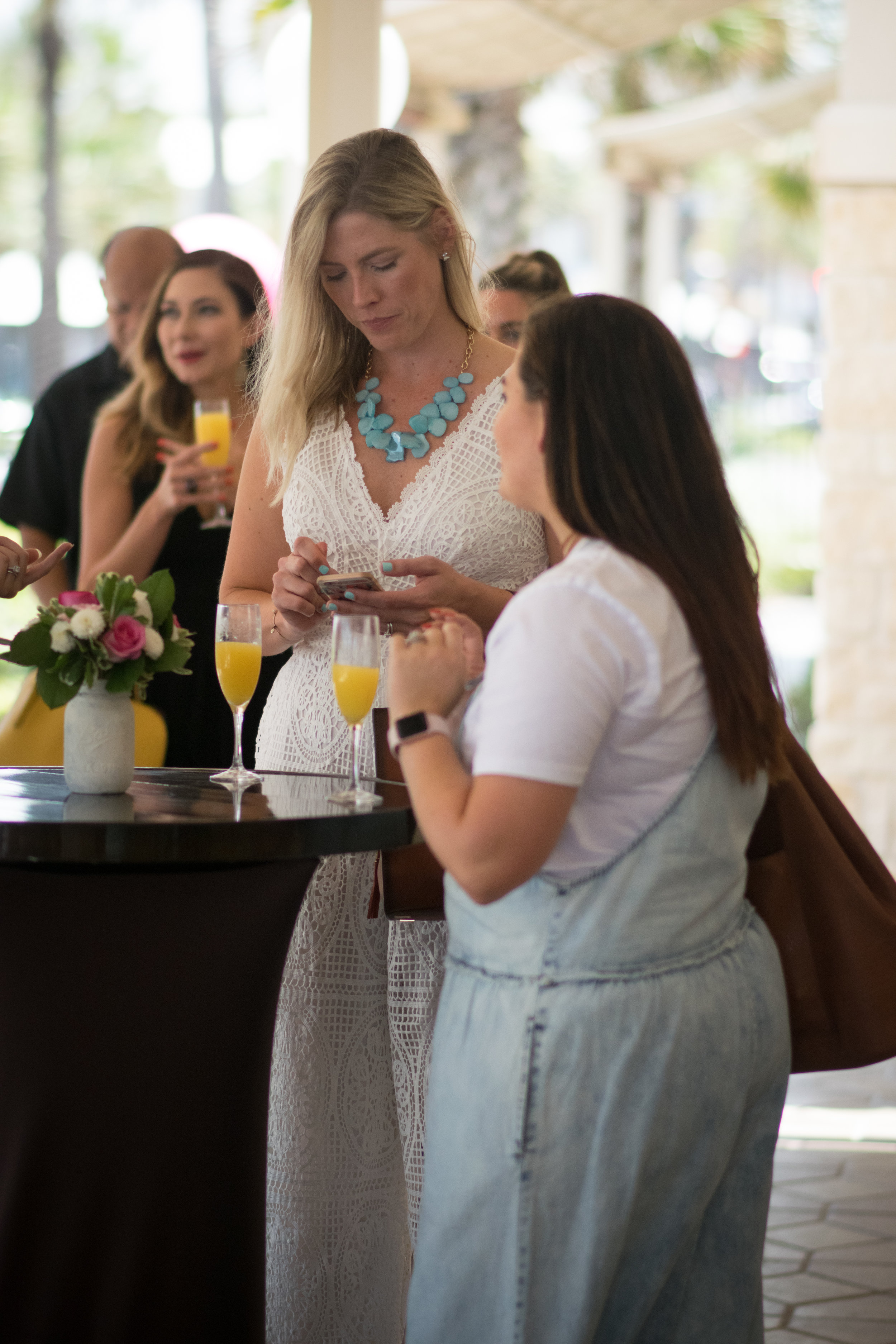 Summer Social Series -featuring all the hottest Jacksonville bloggers featured by top US fashion blog, The Borrowed Babes