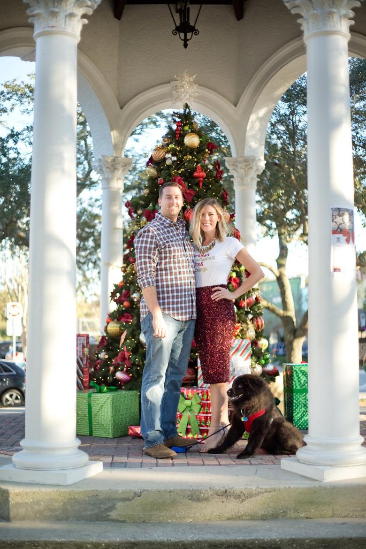 The Kearney Family Christmas photo, 2015. Image from True Era Photography.