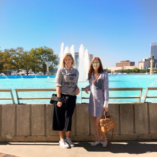 How to use Rent the Runway featured by top Jacksonville fashion blog, The Borrowed Babes