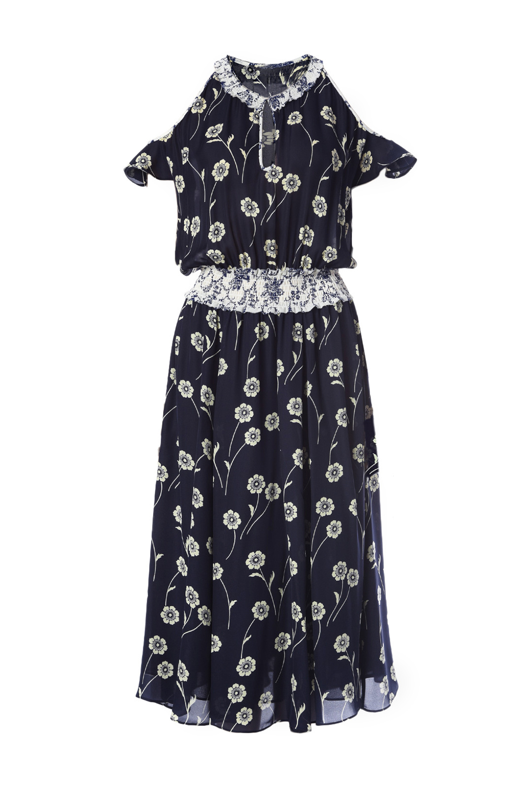 Derek Lam 10 Crosby Midnight Dress