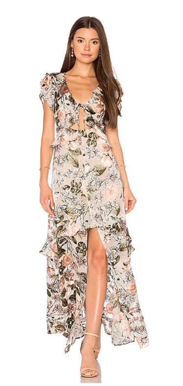 Luciana Maxi Dress by For Love & Lemons
