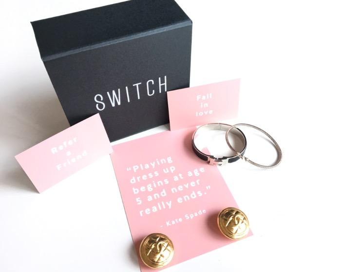 Switch Jewelry Rental Service