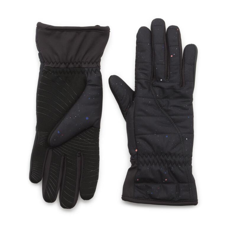 G.H. Bass Black Gloves
