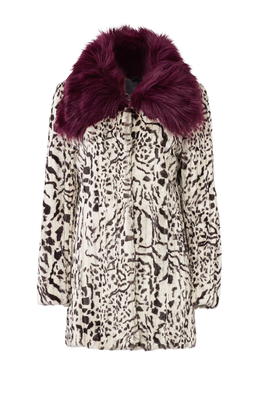 Urban Jungle Coat by Unreal Fur from Rent the Runway