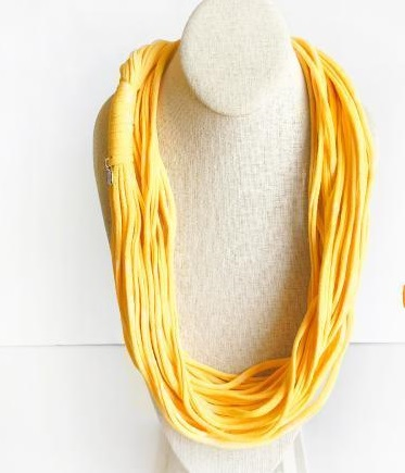 March Scarf of the Month - Sunshine