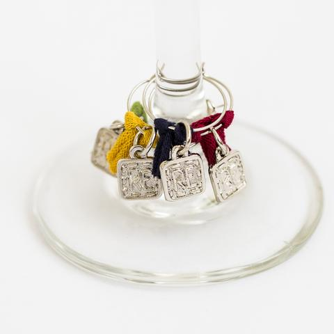 Wine Charms from Rethreaded