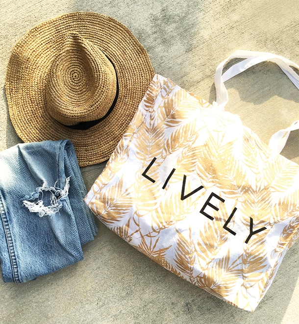 Use Code - AMB-theborrowedbabes on all your upcoming LIVELY purchases to save $10. Hurry...offer expires soon! #AD #PARTNERSHIP