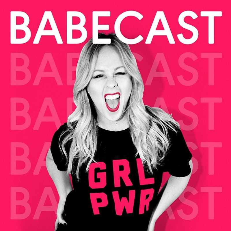 You can listen to Babecast on WAPE's website through the link in this image or HOLLER at my girl in iTunes. And leave a review!
