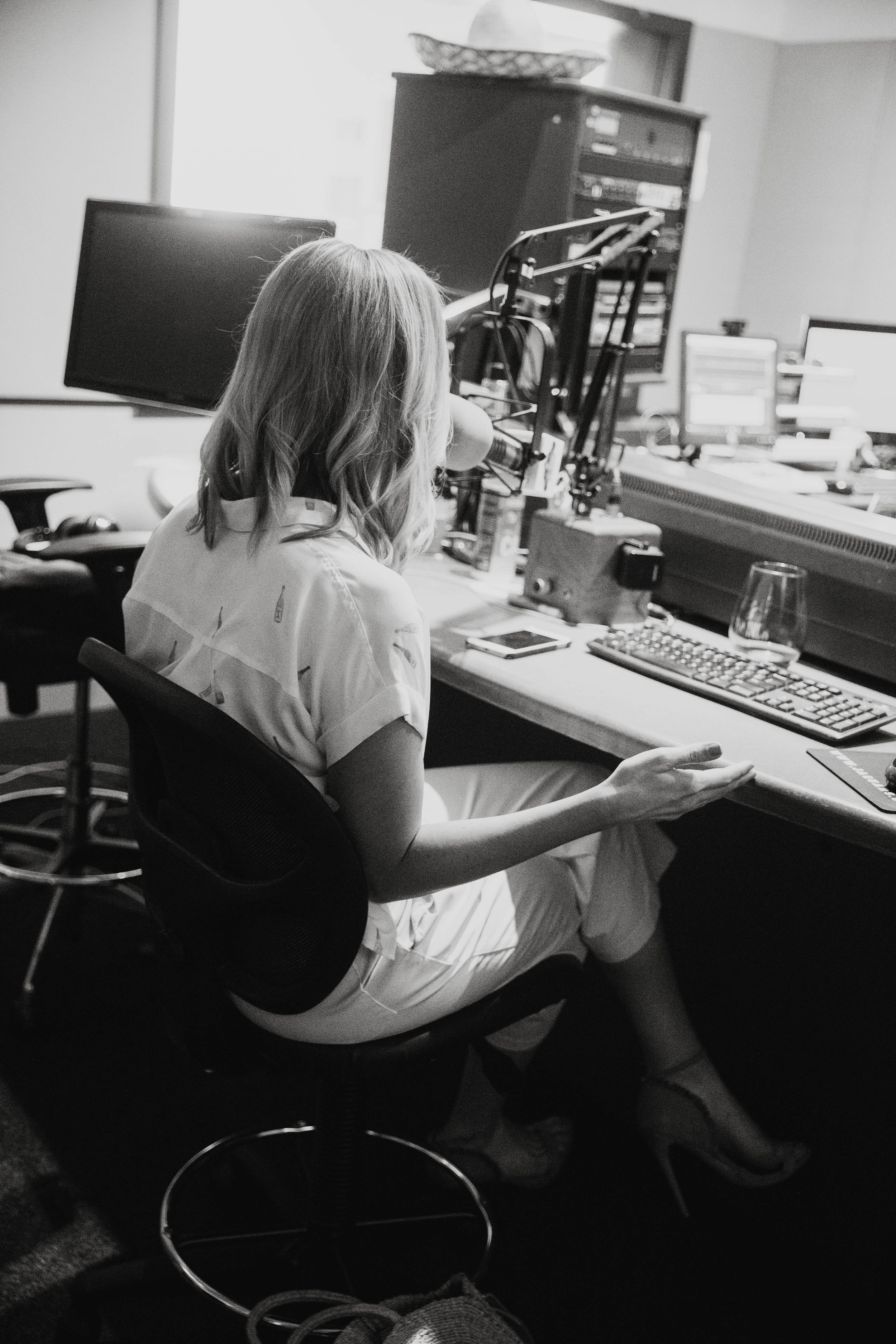 Top US fashion blog, The Borrowed Babes, is interviewed by the Babecast Posdcast