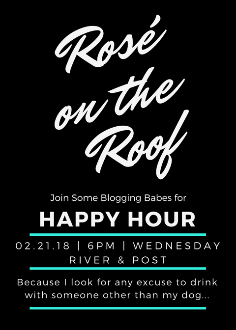 Style Collective Happy Hour Meet Up | Top US fashion blog, The Borrowed Babes, features the latest Blogger Meet Up Jacksonville Fashion Bloggers at River and Post
