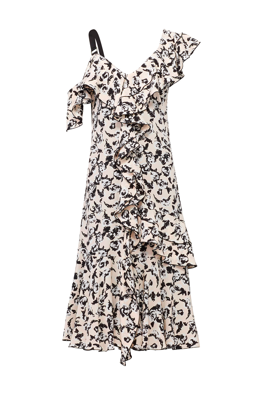 Copy of Scribble Rose Dress by Proenza Schouler
