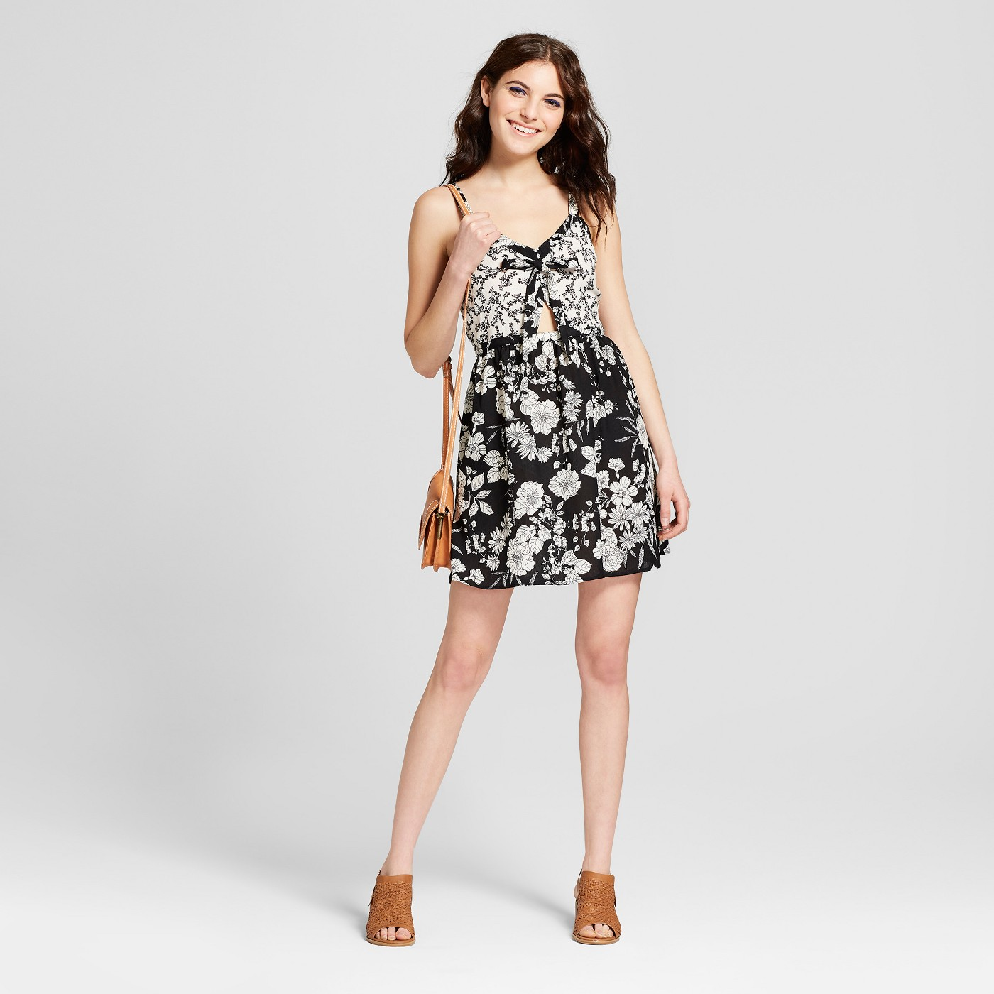 Copy of Floral Women's Strappy Xhilaration Dress