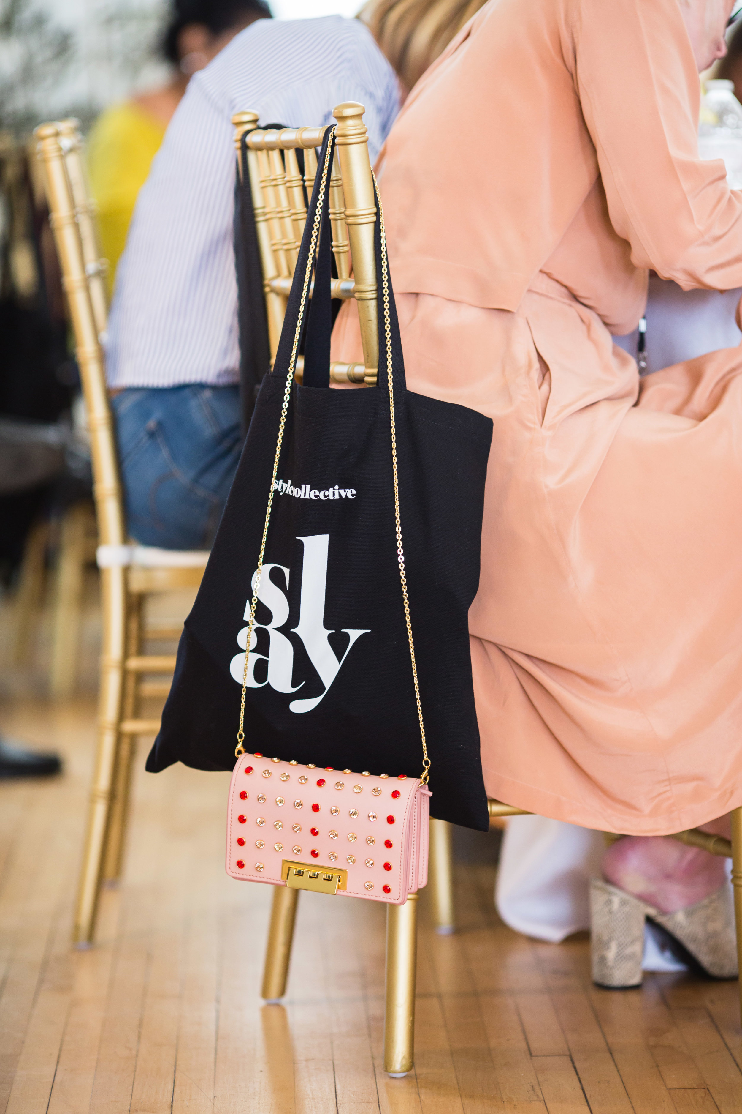 Stephanie Mack of The Borrowed Babes Fashion Blog at Style Collective Conference 2018