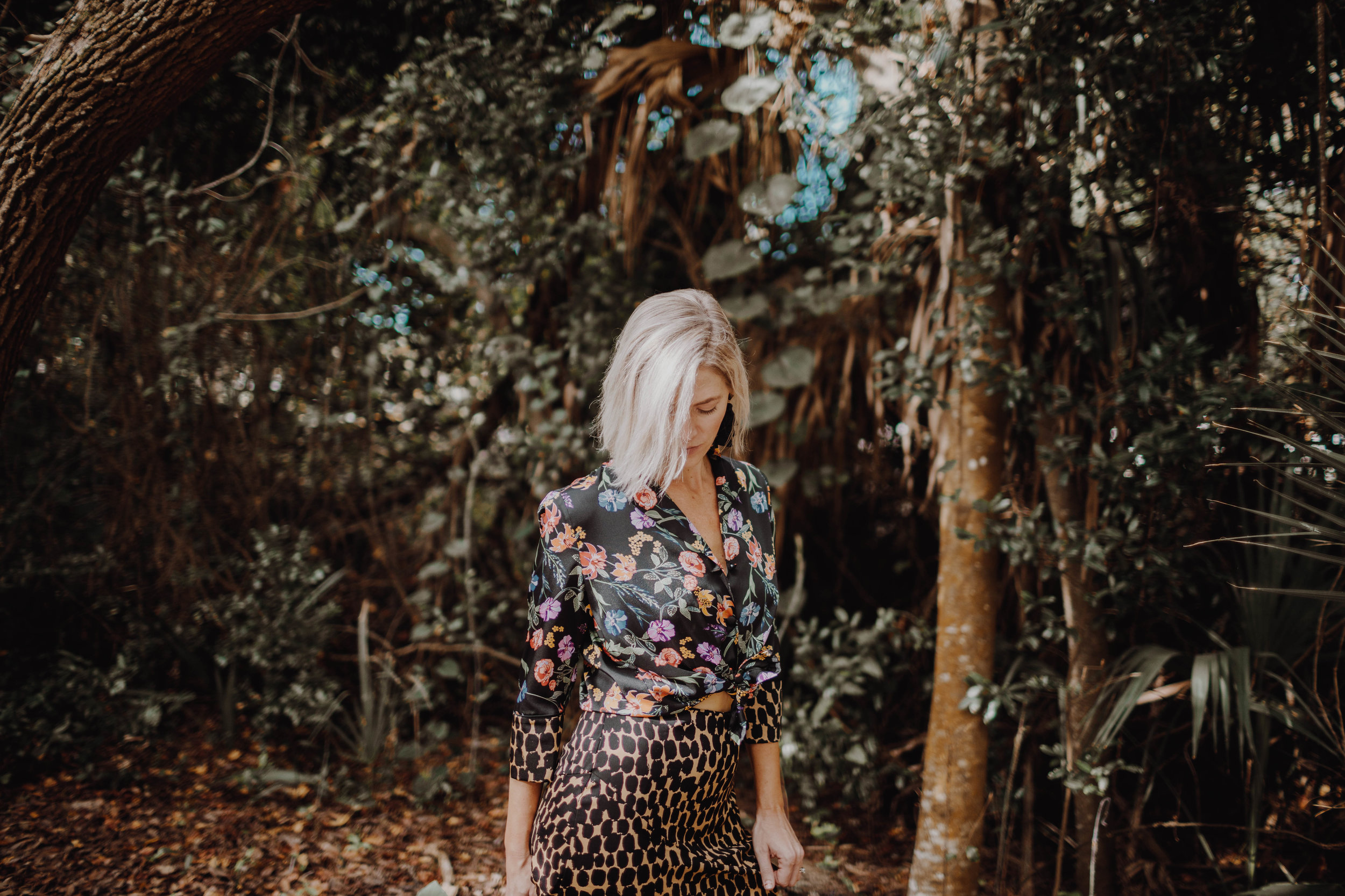 Stephanie Mack The Borrowed Babes fashion blog in Target Style Who What Wear Collection Fall 2018