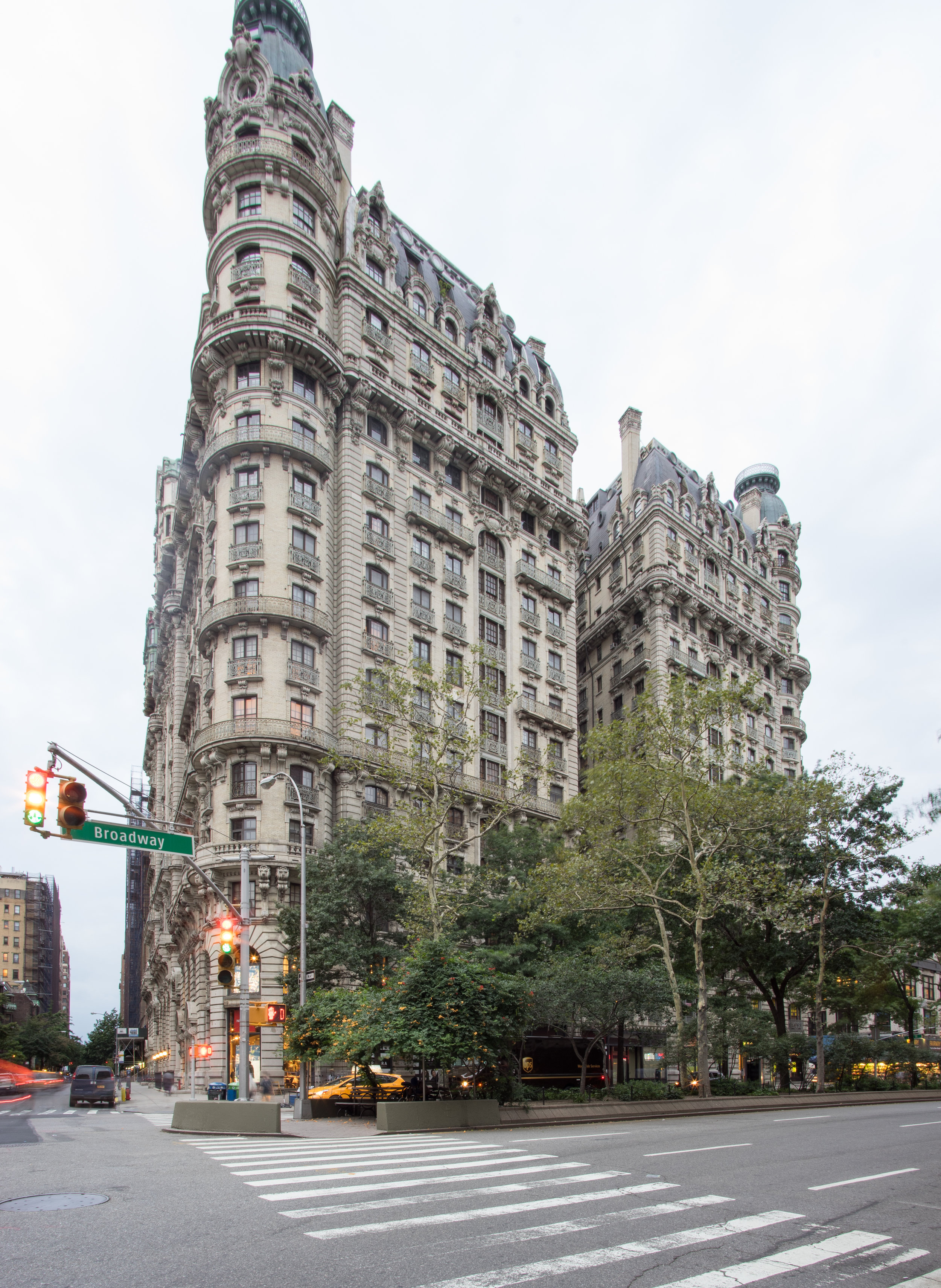 The Ansonia, an Upper West Side landmark, is the reason I work in Architecture. It was my admiration of this structure that made me realize how impactful a building could be, and how our lives are affected by design, often in such unanticipated ways.