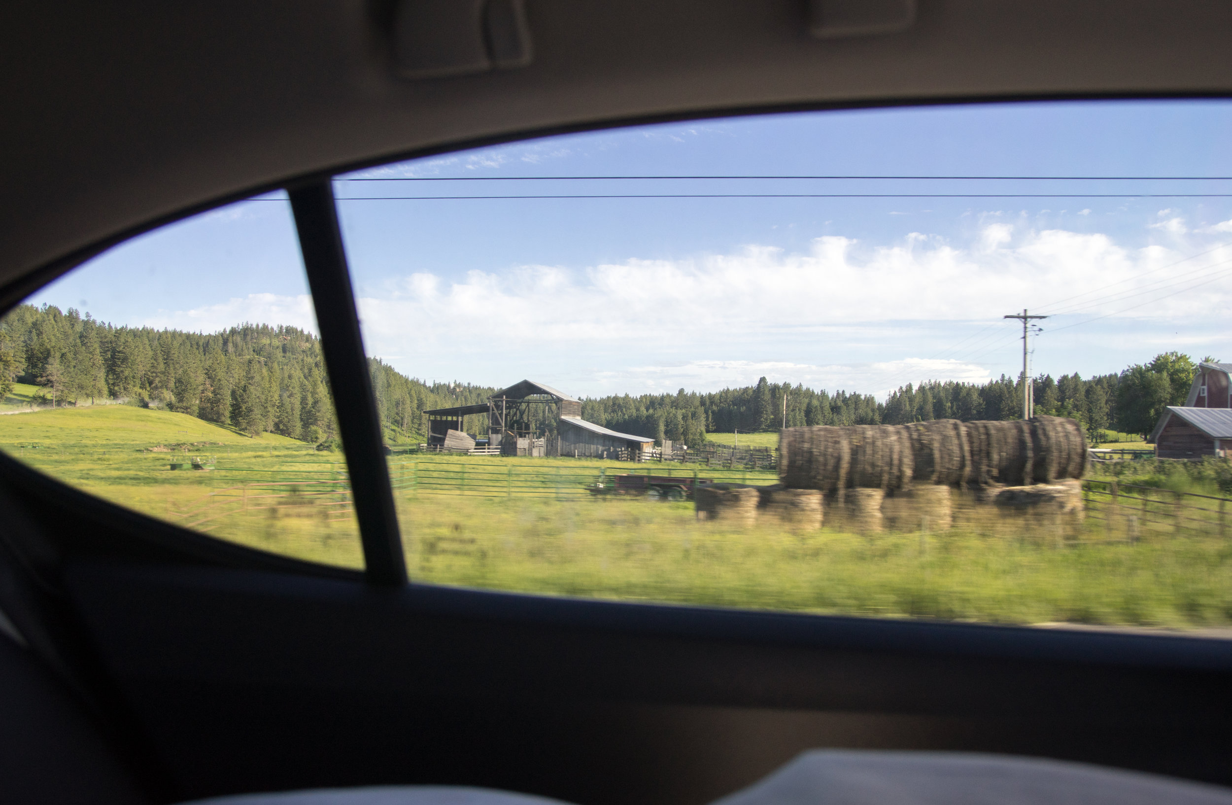 American West - Northern Idaho, ID