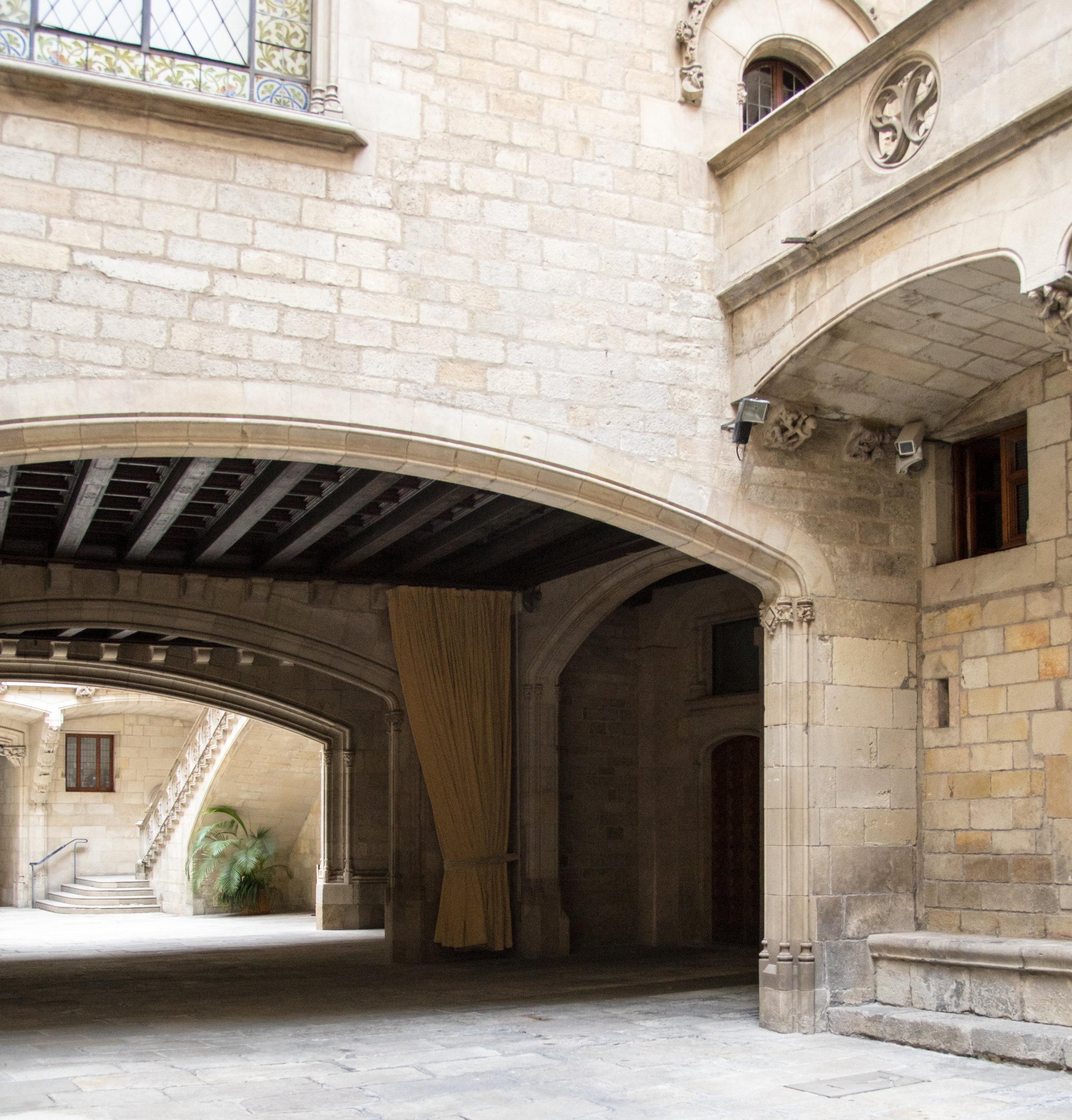Gothic Quarters - Barcelona, Spain