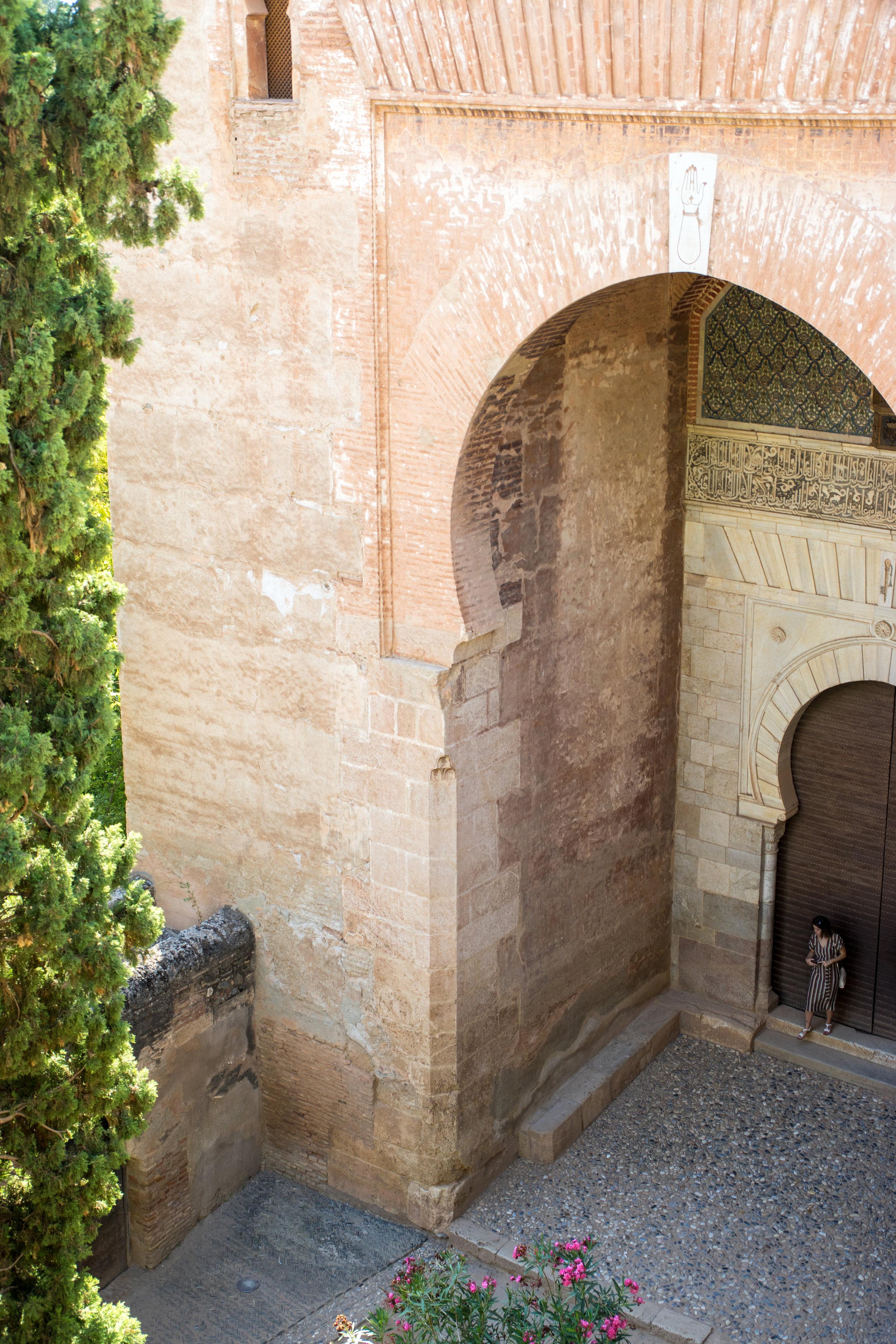 Wanderer - Granada, Spain