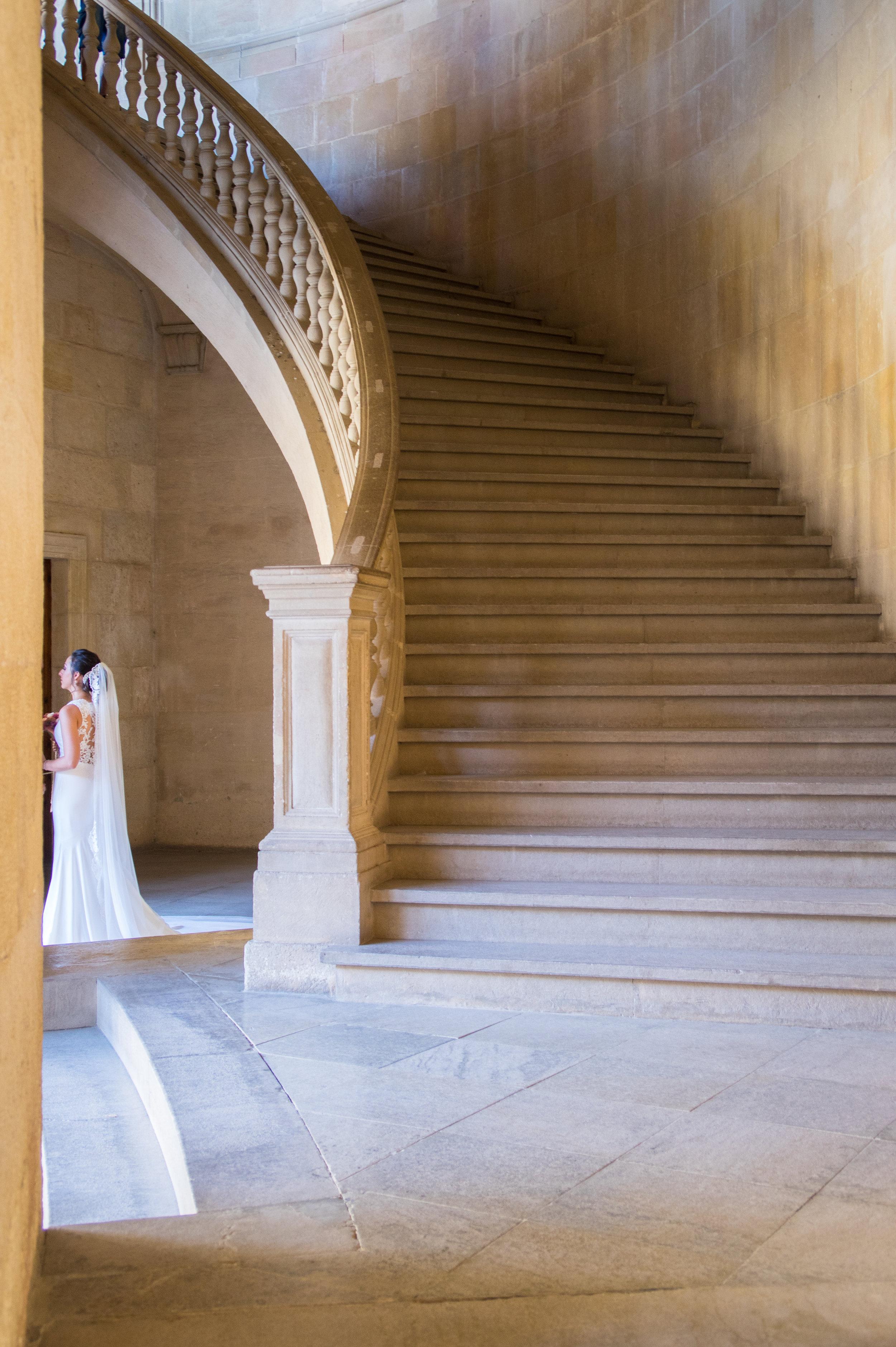 Palace Wedding - Alhambra, Spain