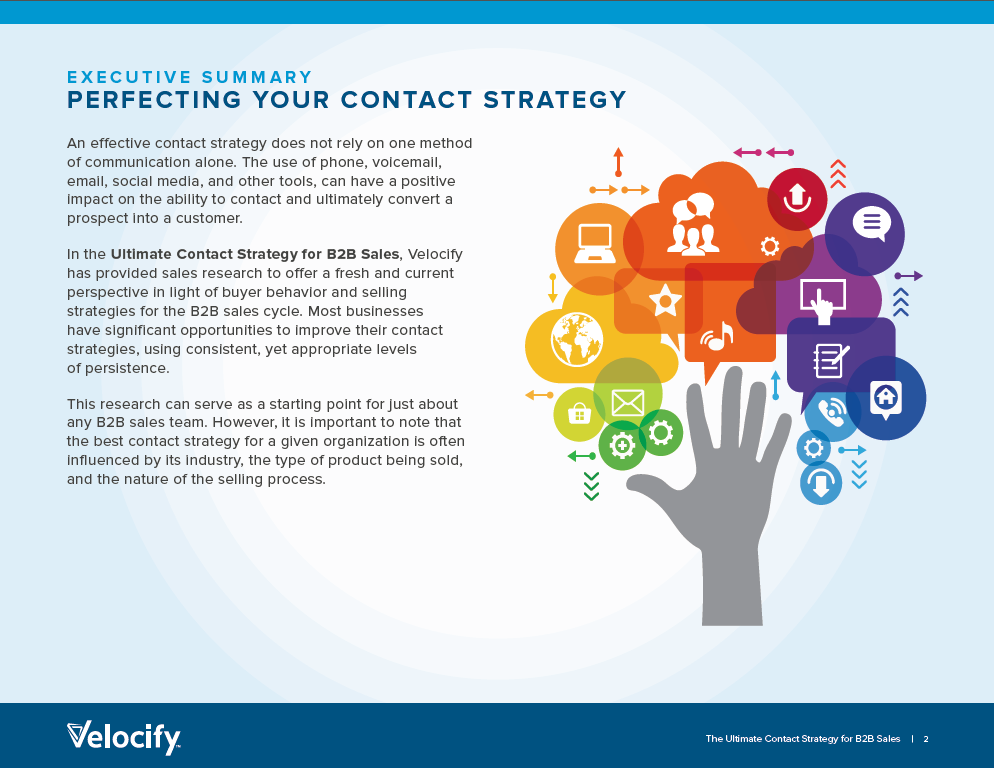 The Ultimate Contact Strategy for B2B Sales