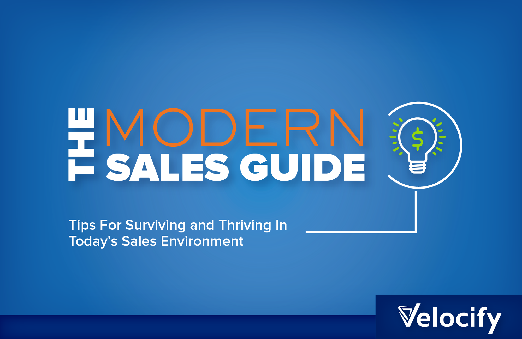 The Modern Sales Guide