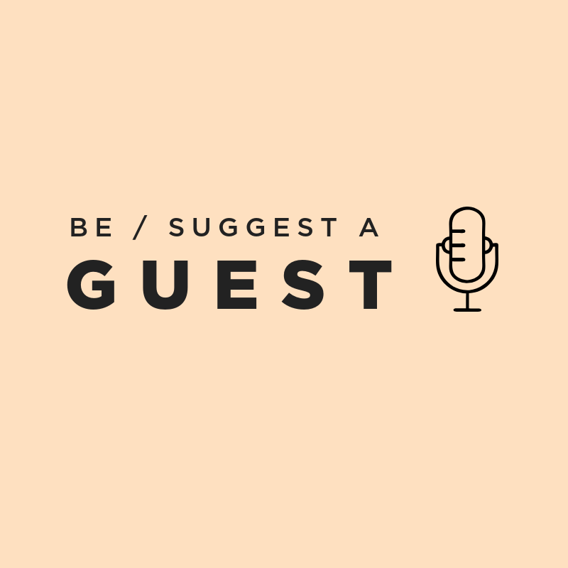 Be a guest on the Interview With A Yogi Podcast