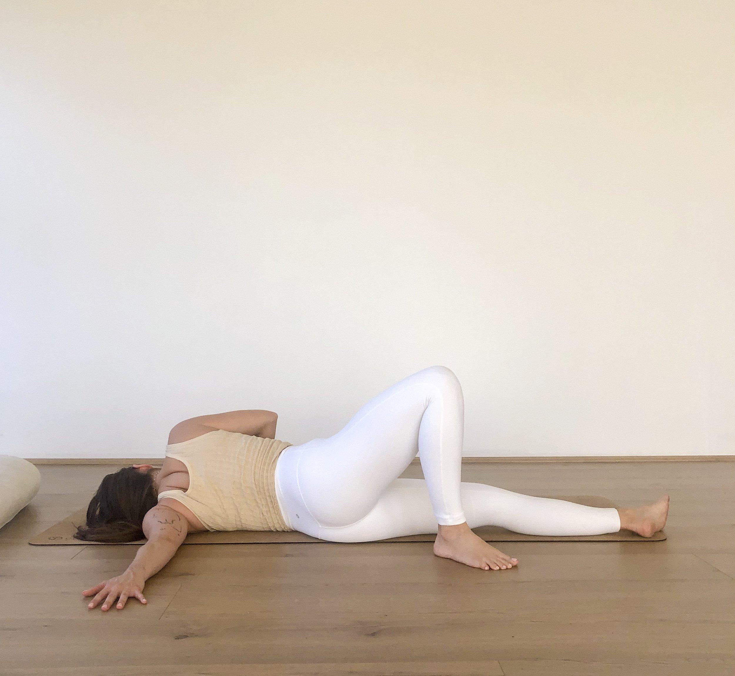 Belly Shoulder Opener