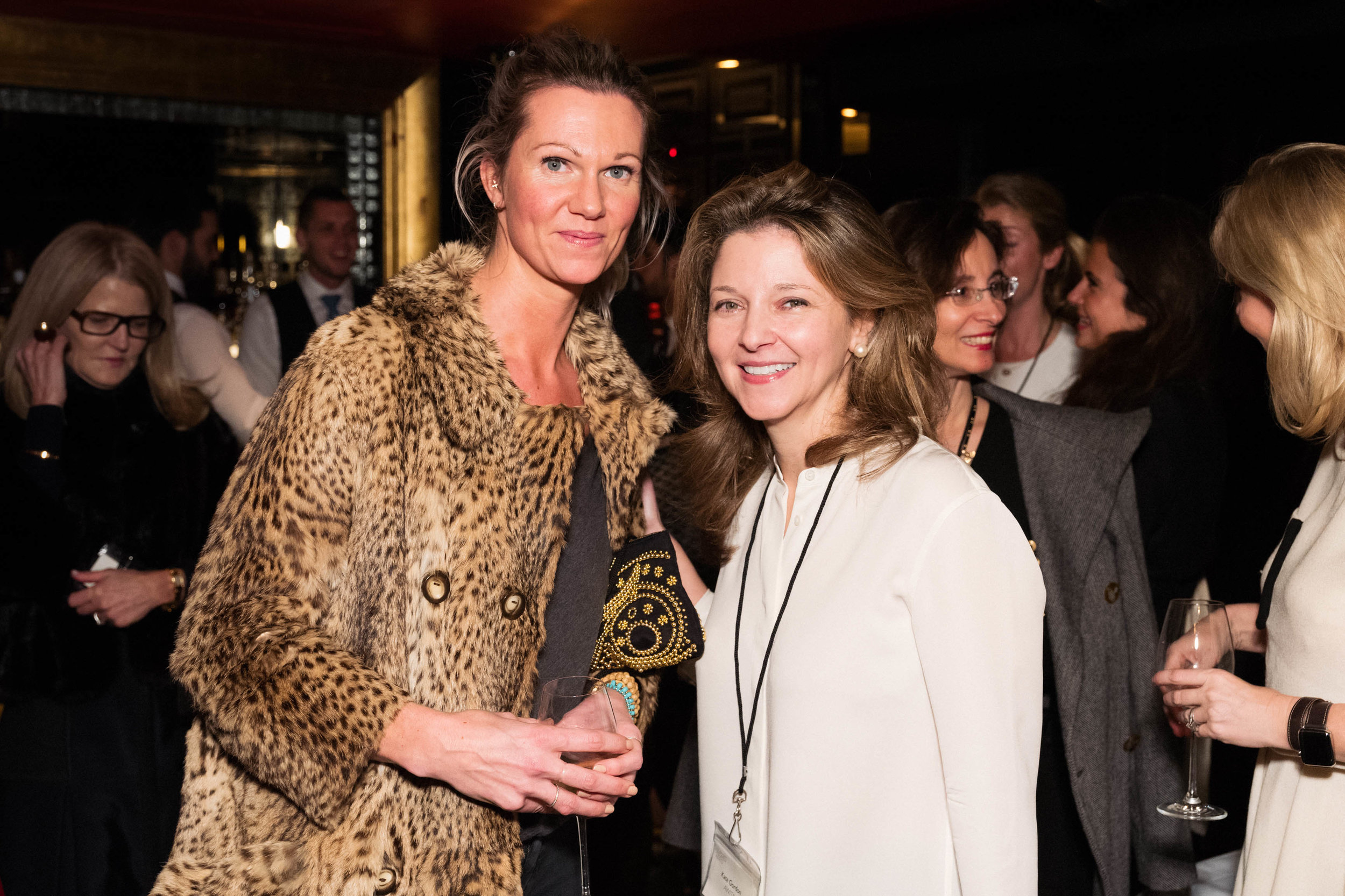 Gemma Stewart-Richardson and Kate Gordon