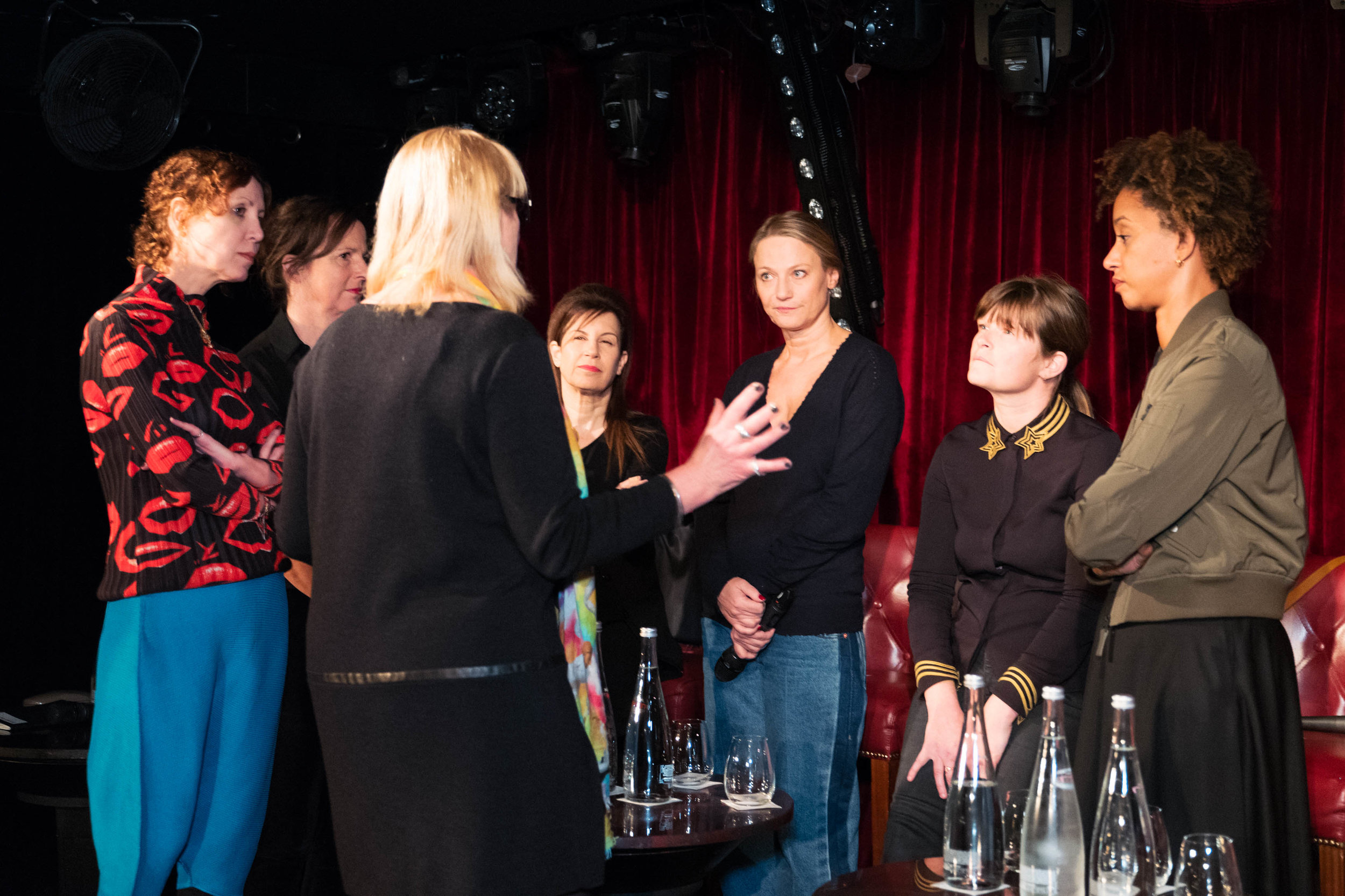 The Association of Women in the Arts, The Arts Club, 2016