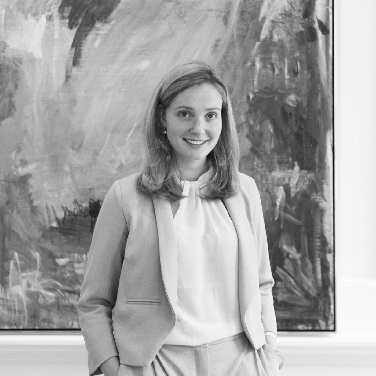 Marlene von Carnap  Associate Director, Michael Werner Gallery