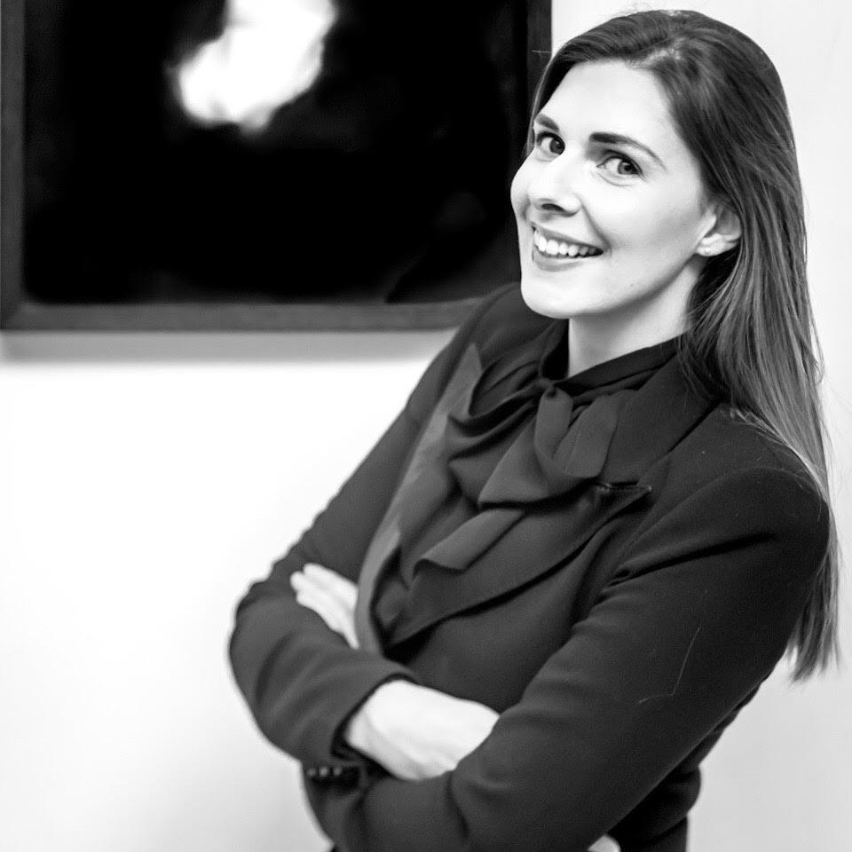 Jessica McBride  Founder & Director, Dellasposa Fine Art