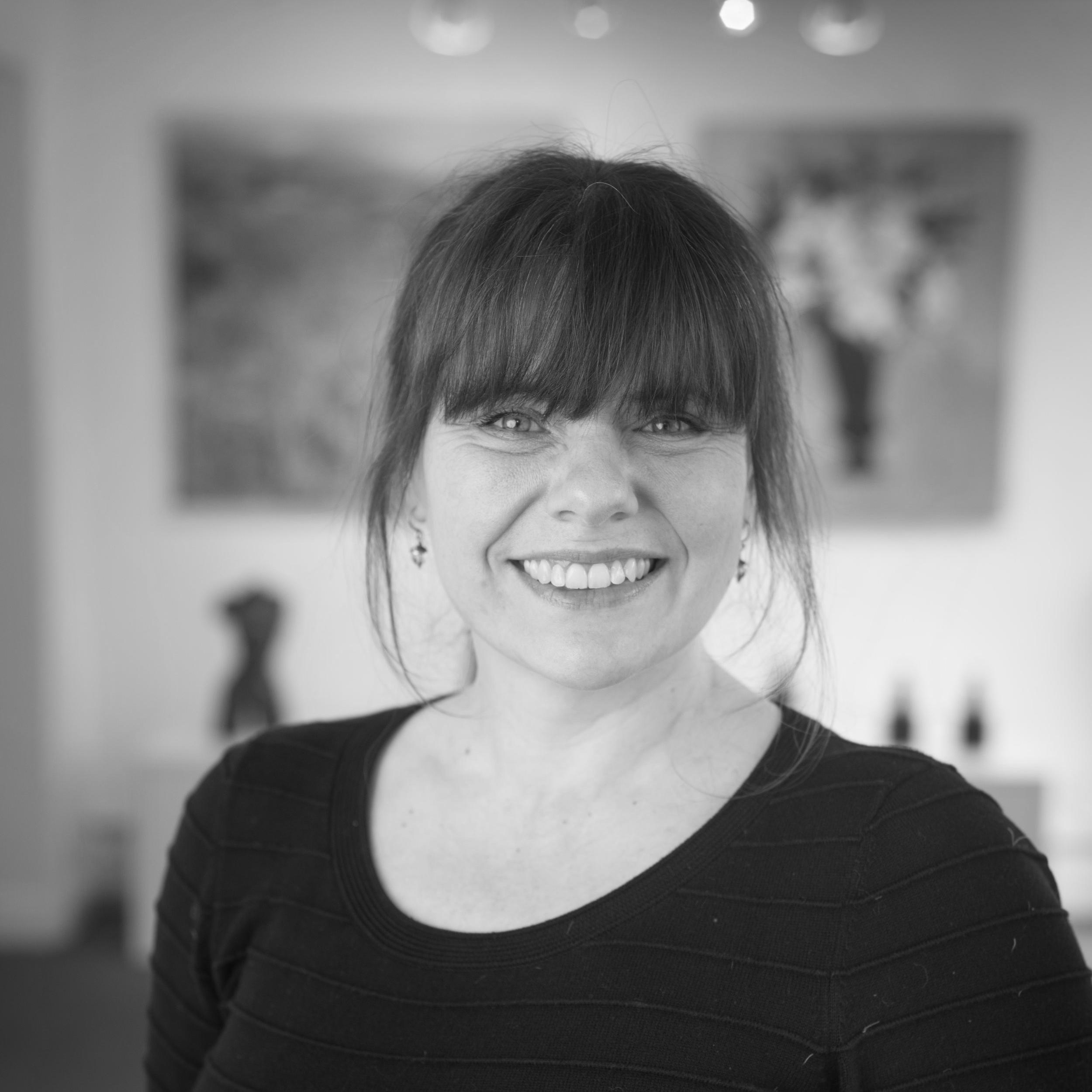 Sarah Wiseman  Founder & Director, Sarah Wiseman Gallery